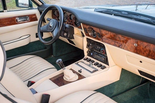 1987 Aston Martin V8 Vantage 'X-Pack' 8
