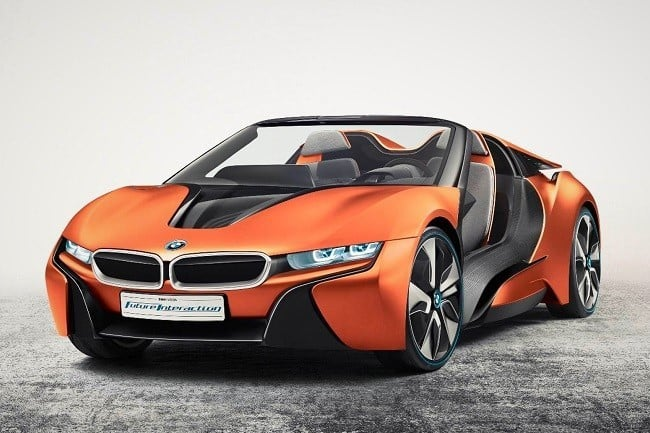 BMW iVision Future Interaction Concept 11