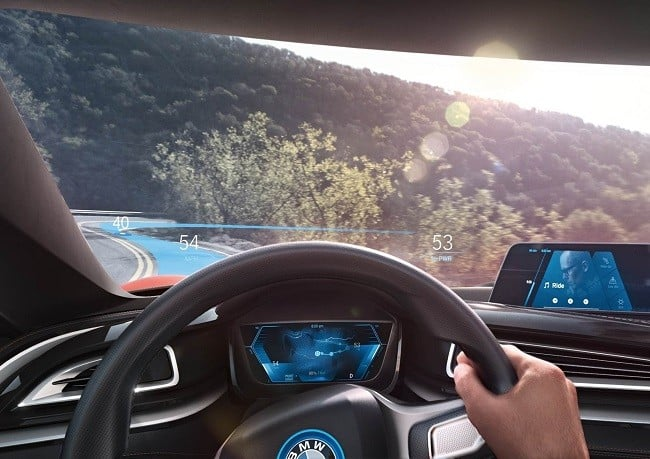 BMW iVision Future Interaction Concept 4