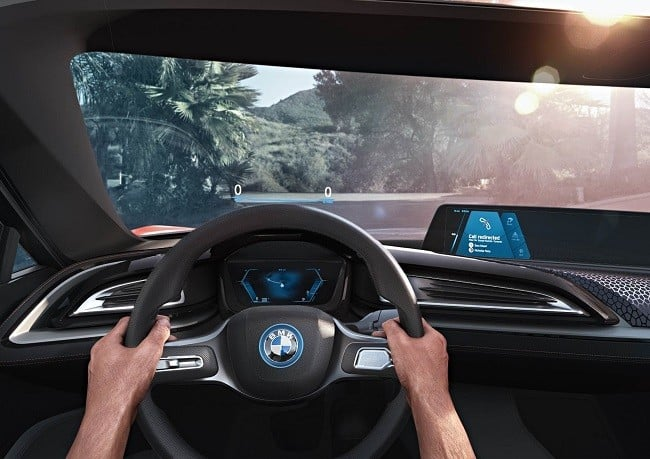 BMW iVision Future Interaction Concept 7