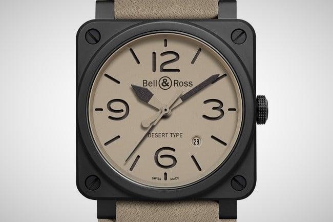 Bell & Ross Desert Type Collection 3