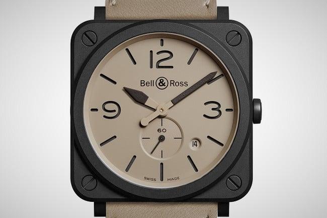 Bell & Ross Desert Type Collection 6