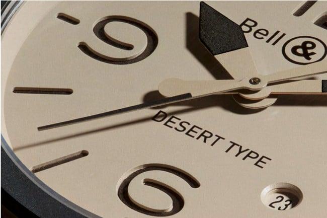 Bell & Ross Desert Type Collection 8