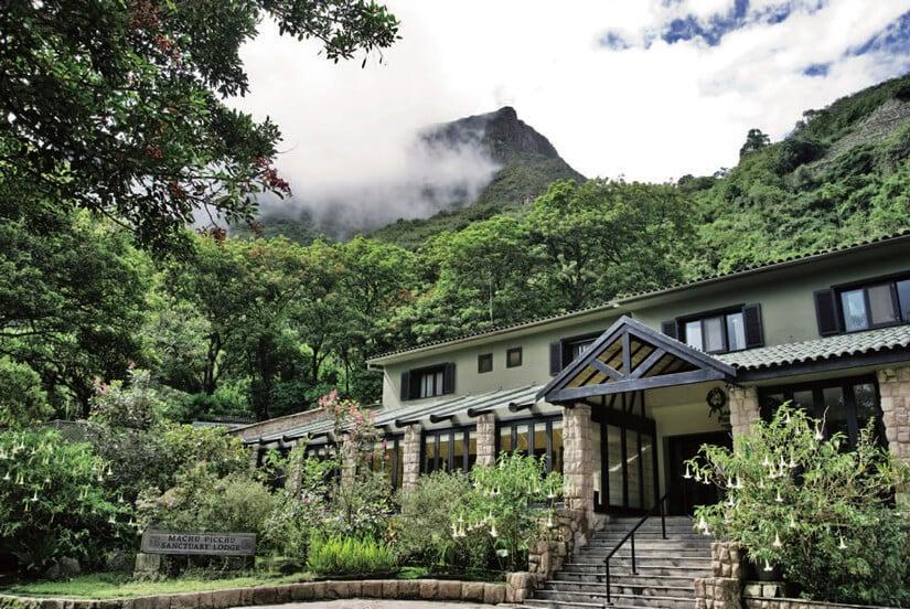 Belmond Sanctuary Lodge Machu Picchu