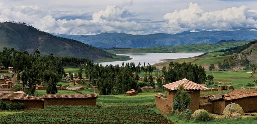 Belmond Sanctuary Lodge Machu Picchu- View
