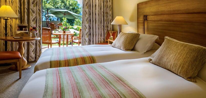 Belmond Sanctuary Lodge - bedroom