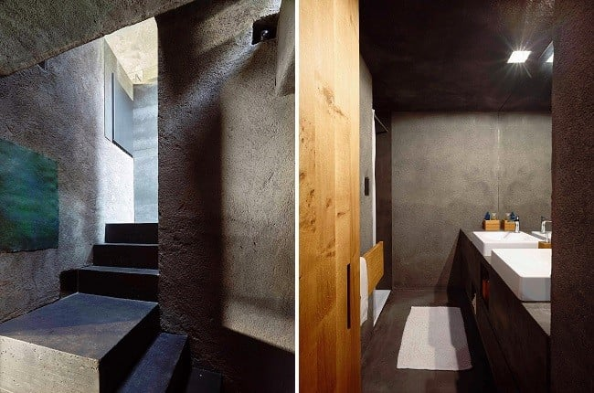 Concrete Bunker House in Switzerland 12