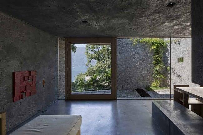 Concrete Bunker House in Switzerland 16