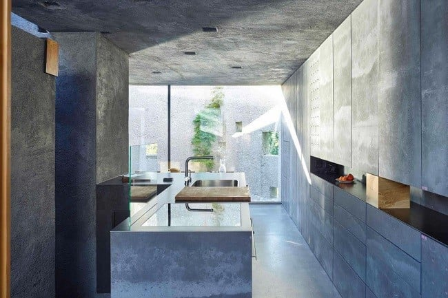Concrete Bunker House in Switzerland 9
