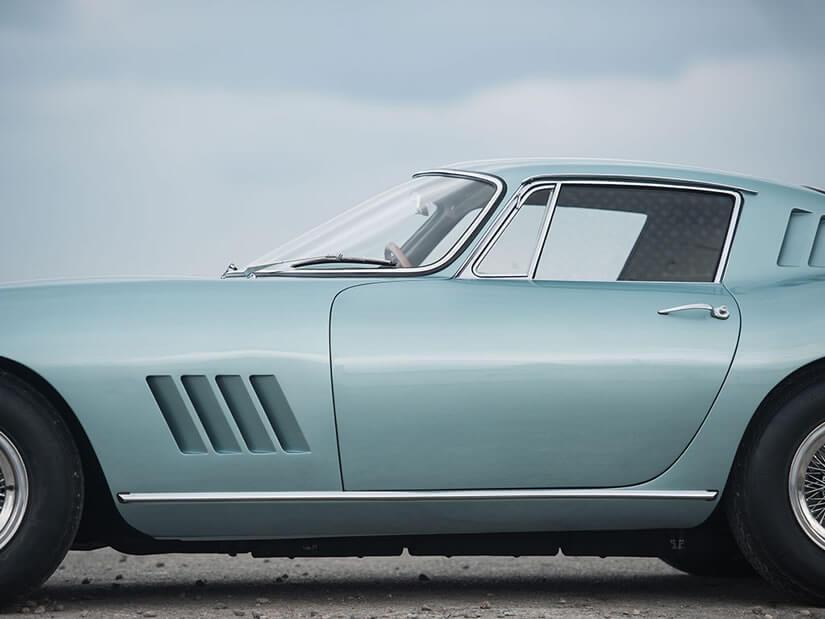 Door, 1965 Ferrari 275 GTB by Scaglietti