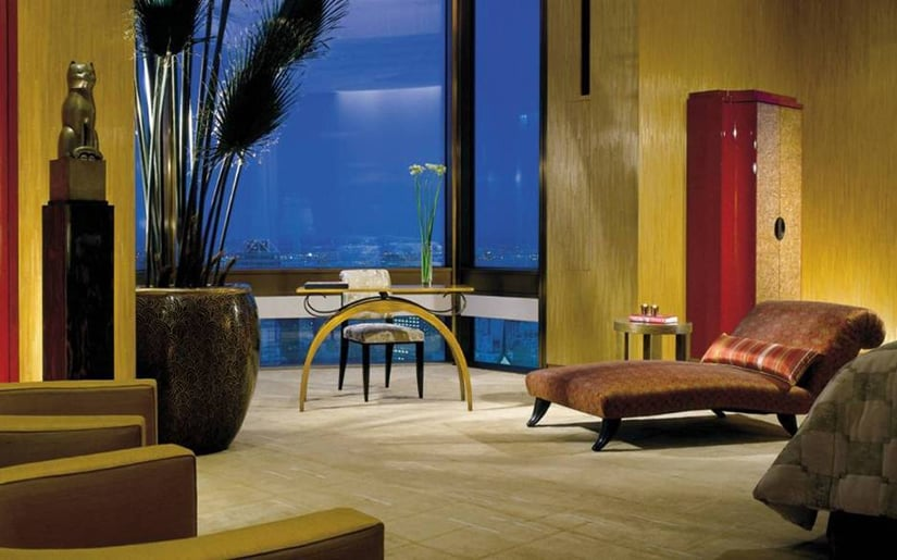Four Seasons Ty Warner Penthouse bedroom