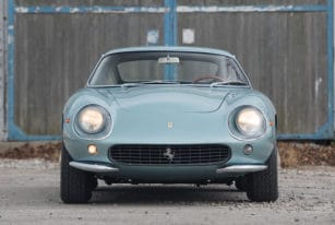 Front View, Ferrari 275 Gran Turismo Berlinetta
