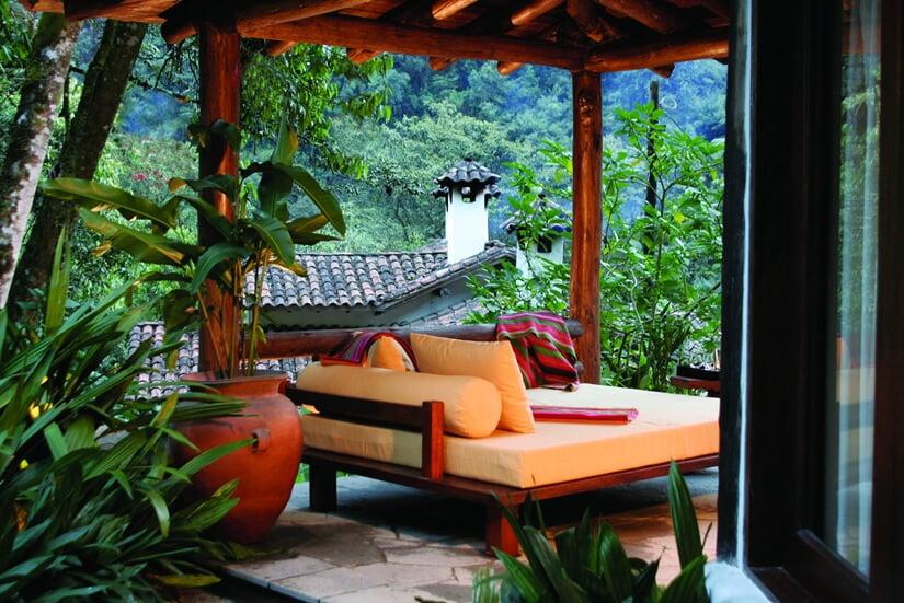 Inkaterra Luxury Hotel in Machu Picchu