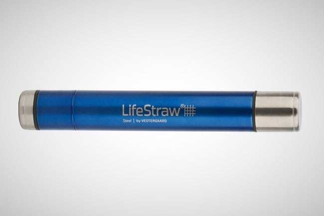 LifeStraw Steel Personal Water Filter 1