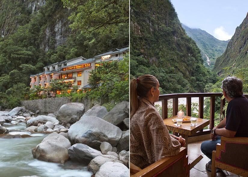 Machu Picchu Hotel - Sumaq Cusco hotel