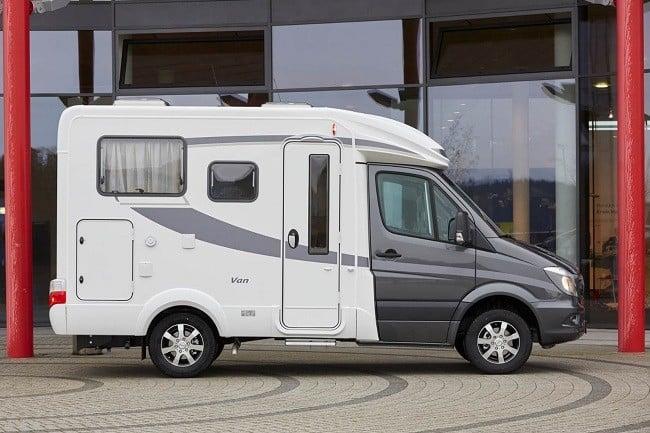 Mercedes Hymer Van S Motorhome   Men's Gear