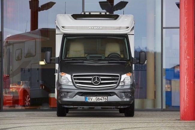 Mercedes Hymer Van S Motorhome 18