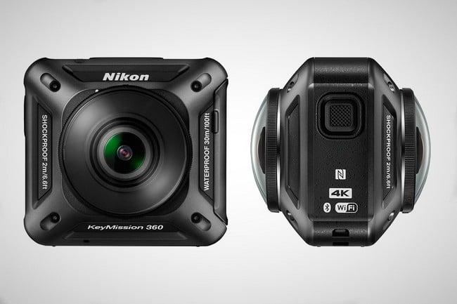 Nikon KeyMission 360 4