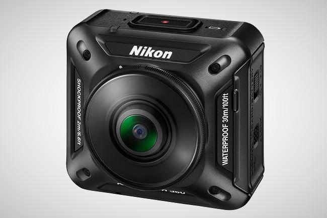 Nikon KeyMission 360 5