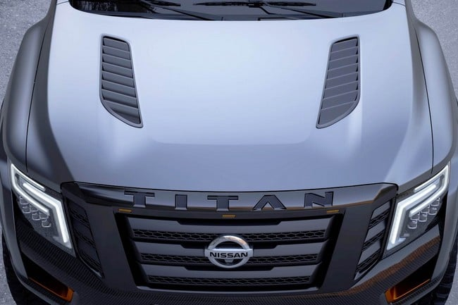 Nissan Titan Warrior Concept Men S Gear