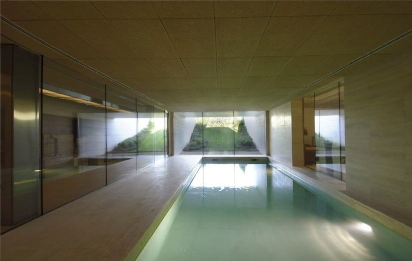 Paseo de los Lagos - indoor heated pool