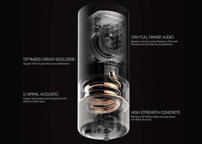 Pavilion Bluetooth Speaker 5