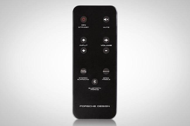 Porsche Design 911 GT3 Soundbar 1