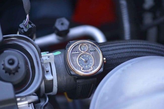 REC P-51 Mustang Watch 9
