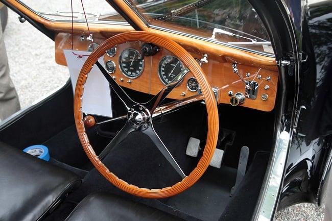 Ralph Lauren's 1938 Bugatti Type 57SC Atlantic Coupe 1