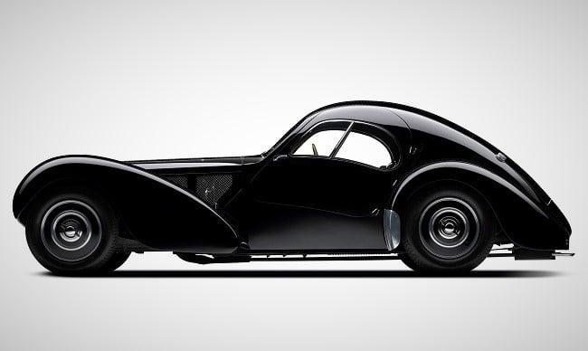 Ralph Lauren's 1938 Bugatti Type 57SC Atlantic Coupe