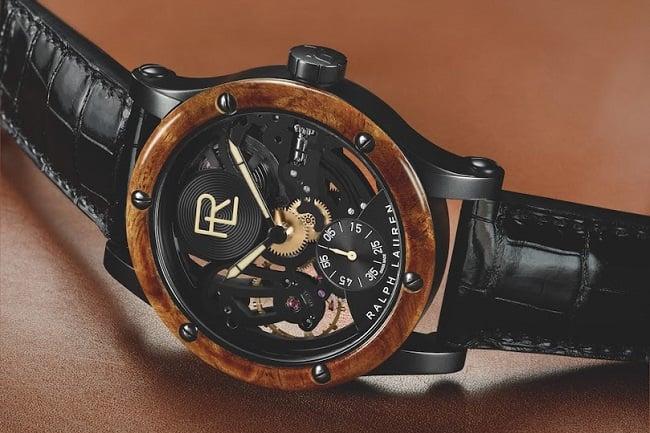 Ralph Lauren RL Automotive Skeleton Watch 2