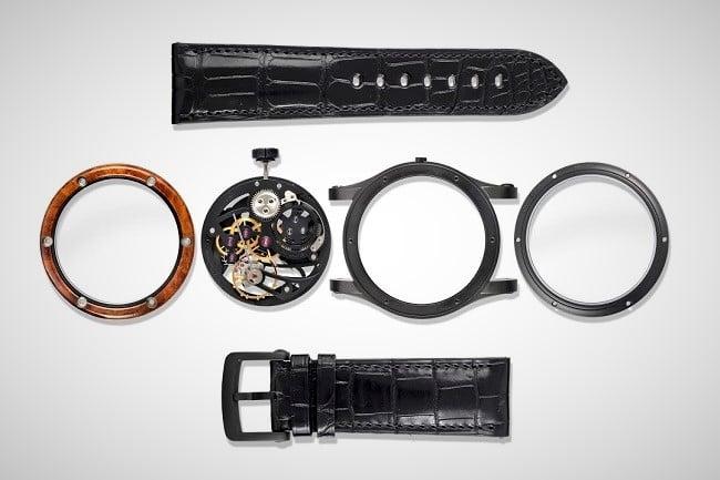 Ralph Lauren RL Automotive Skeleton Watch 4