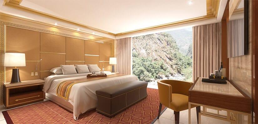Sumaq Machu Picchu Hotel - interior