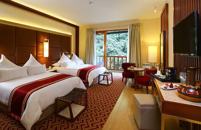 Sumaq Machu Picchu Hotel - rooms