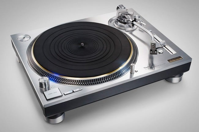 Technics SL-1200GAE Turntable 5