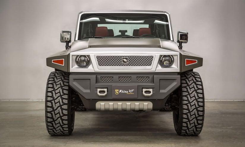 US Specialty XT - luxury SUV