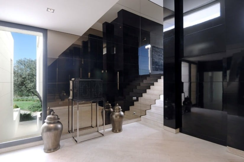 Villa in La Finca - stairs