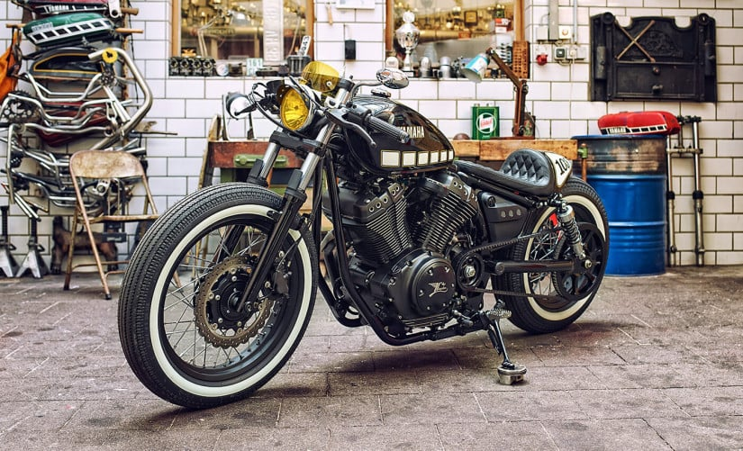 XV950 motorcycle from Yamaha