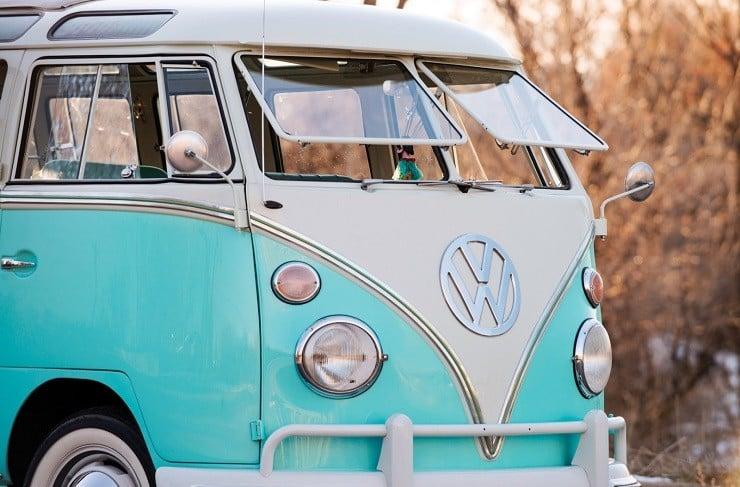 1963 Volkswagen Super Deluxe Microbus with Camper 11
