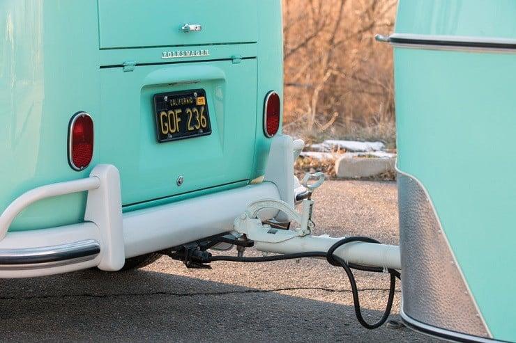 1963 Volkswagen Super Deluxe Microbus with Camper 6
