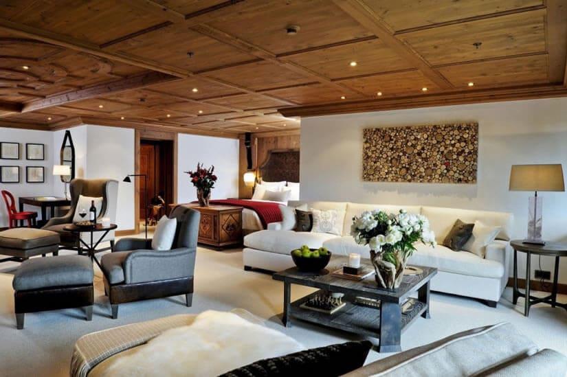 Accommodation, Gstaad Luxury Resort