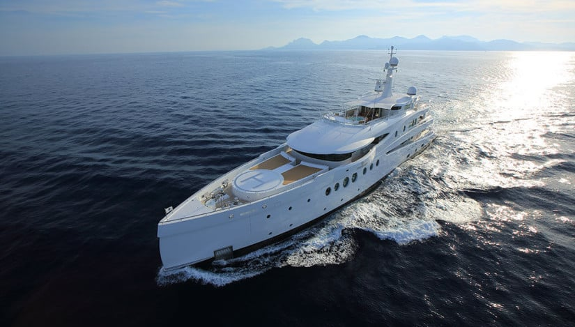 Amels Madame Kate Yacht