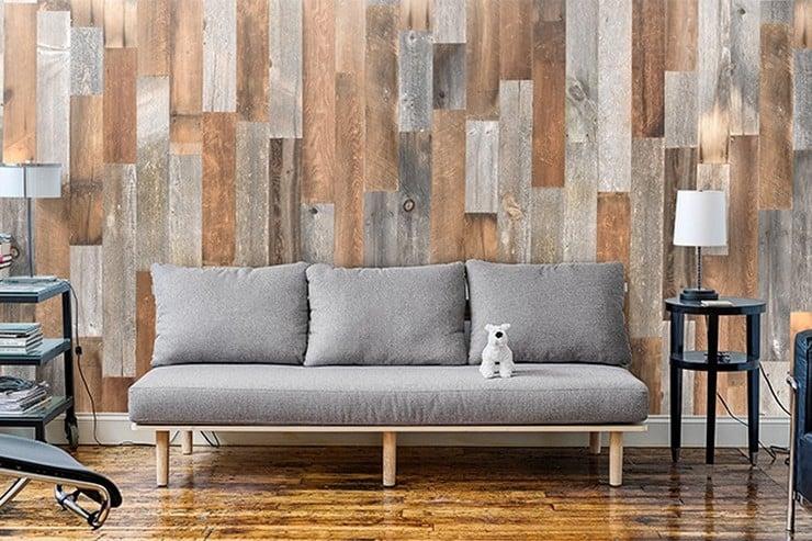 Artis Wall Wood Planks 1