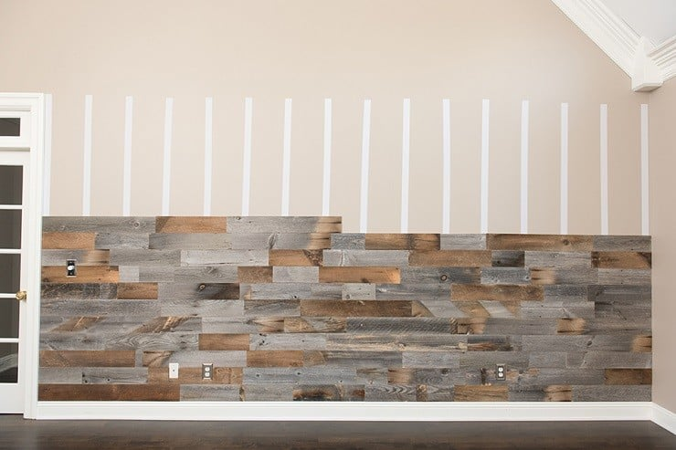 Artis Wall Wood Planks 2