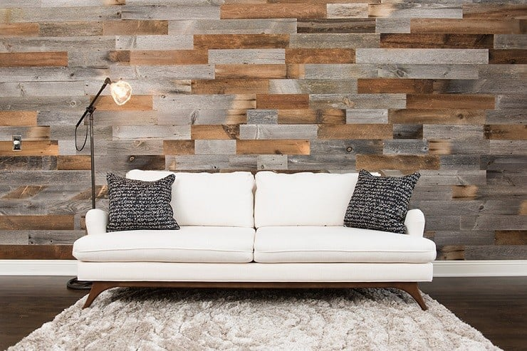 Artis Wall Wood Planks 3
