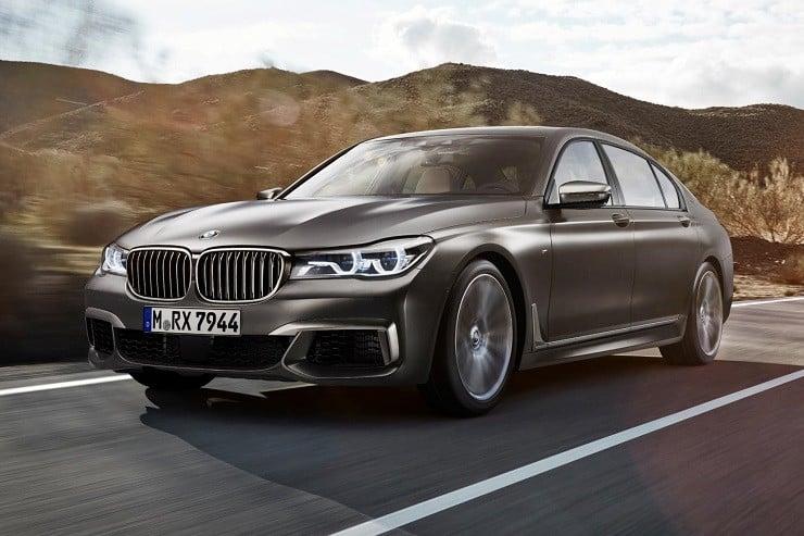 BMW's M760Li xDrive 10