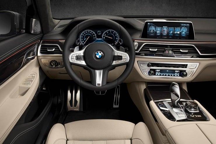 BMW's M760Li xDrive 4