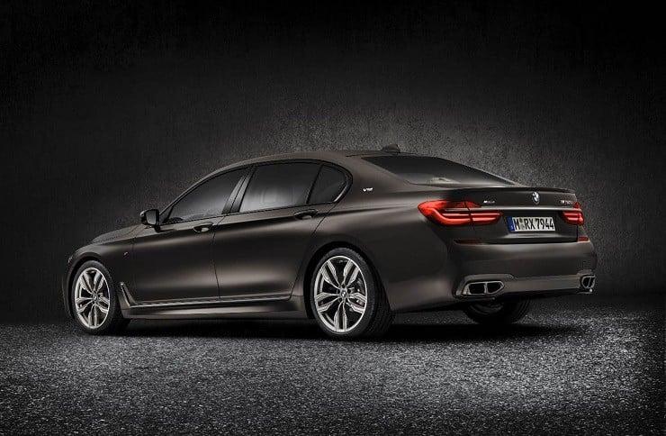 BMW's M760Li xDrive 6