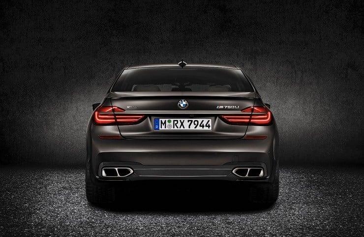 BMW's M760Li xDrive 7