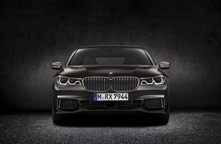 BMW's M760Li xDrive 8